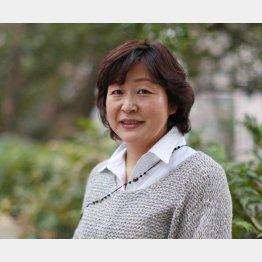 小説家の中島京子氏(C)日刊ゲンダイ