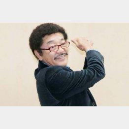 元WBAライトフライ級王者・タレントの具志堅用高さん(C)(提供写真)