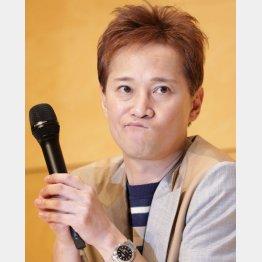 中居正広(C)日刊ゲンダイ
