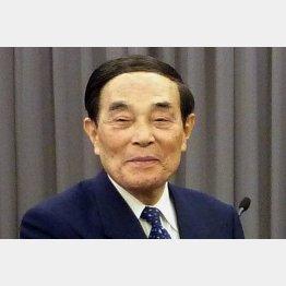 株価は「金川プレミアム」(信越化学工業の金川千尋会長)/(C)日刊ゲンダイ