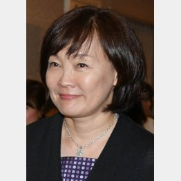 昭恵夫人が講演の過去も(C)日刊ゲンダイ