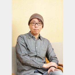 直木賞作家の白石一文さん(C)日刊ゲンダイ
