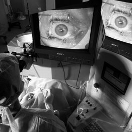 白内障が驚くほど改善!視覚寿命100年時代へ大切な目を守ろう