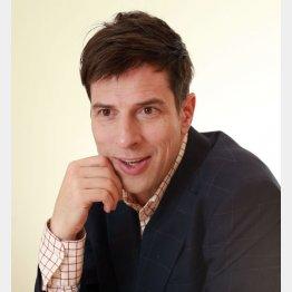 お笑いコンビ「パックンマックン」のパトリック・ハーランさん(C)日刊ゲンダイ