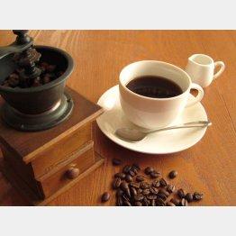 節約は1杯のコーヒーから