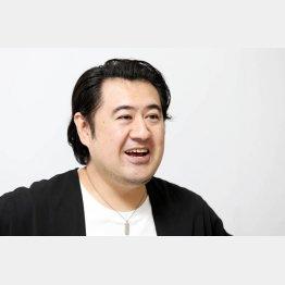 小手伸也(C)日刊ゲンダイ