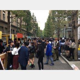 近年、都内の私大でも中国人留学生が激増しているが…(C)日刊ゲンダイ