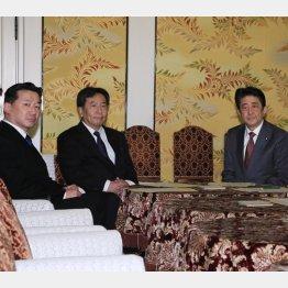 野党も巻き込み連帯責任(C)日刊ゲンダイ