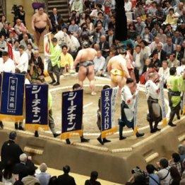 大相撲無観客で懸賞金争奪戦が激化 1600本→1000本まで減