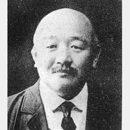 黒田清輝(C)国立国会図書館所蔵画像/共同通信イメージズ