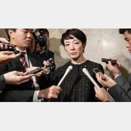 検察の現場は官邸の人事介入に怒っている?(C)日刊ゲンダイ