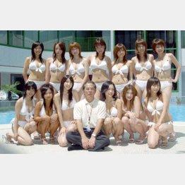 サンズエンタテインメント水着撮影会(2005年夏)/(C)日刊ゲンダイ