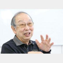 生物学者の池田清彦さん(C)日刊ゲンダイ