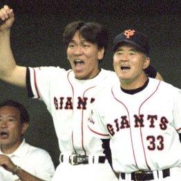 長嶋監督は松井の背もたれを蹴り「巨人の4番道」を説いた