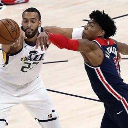 NBA八村ピンチ…コロナ感染ジャズ選手と濃厚接触していた