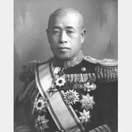 山本五十六・連合艦隊司令長官(C)共同通信社