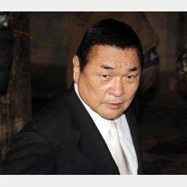 「極心連合会」を長年率いた橋本弘文会長(C)日刊ゲンダイ
