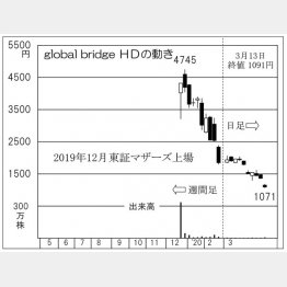 global bridge HD(C)日刊ゲンダイ