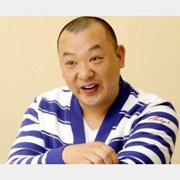 お笑いコンビTKOの木下隆行(C)日刊ゲンダイ