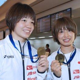 新型コロナ拡大で五輪選考大会中止なら…バド日本に追い風