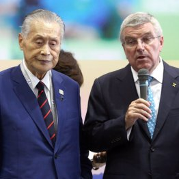 IOCの判断に委ねていてはダメだ(バッハIOC会長と森大会組織委員長)