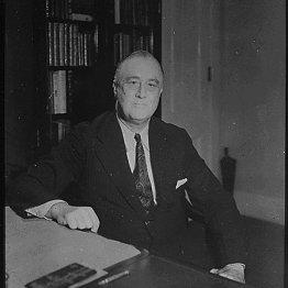 「最後通告」を知っていた(F・ルーズベルト大統領)/(C)Newscom/共同通信イメージズ