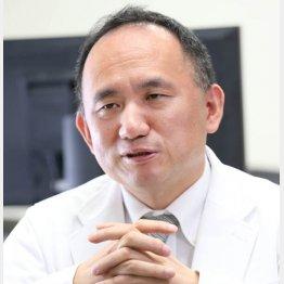 医療ガバナンス研究所の上昌広理事長(C)日刊ゲンダイ