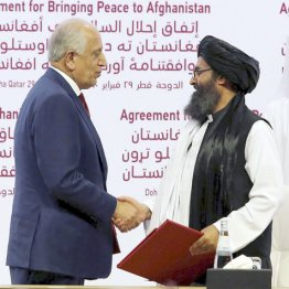 18年間のアフガン戦争「敗者アメリカ」を認めた和平協定