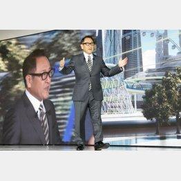 トヨタ自動車社長兼CEO兼CBOの豊田章男氏(C)日刊ゲンダイ