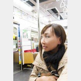 電車の座席は大丈夫?