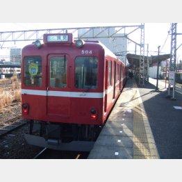 養老鉄道サイクルトレイン揖斐行(提供写真)