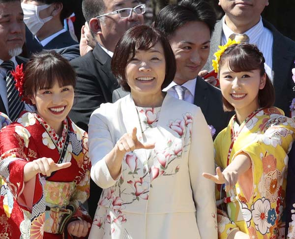 昭恵 夫人 桜 を 見る 会