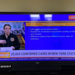 NY州知事と市長が若者層にマジ切れ!「公園閉鎖も辞さず」
