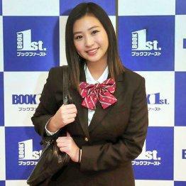 佐山彩香「篠山紀信さんが撮ってくれるならヌードも…」