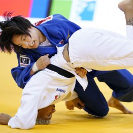 柔道五輪代表 内定選手から不満も起死回生のがらがらぽん