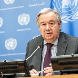 国連事務総長の強烈パンチにバッハ会長はどう答えるべきか