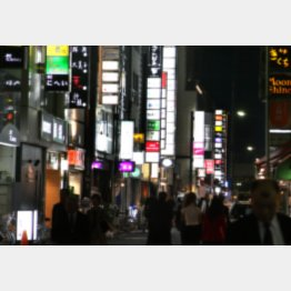 客離れのダブルパンチ(C)日刊ゲンダイ
