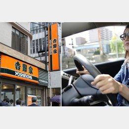 レンタカーの移動は制限されない…?(C)日刊ゲンダイ