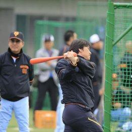長所を伸ばし短所を覆う…松井秀喜は「育てる」選手だった