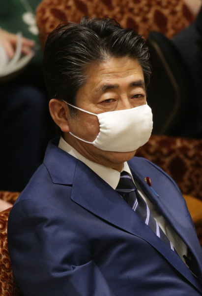 安倍 マスク サイズ