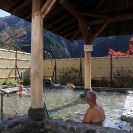 静岡の奥座敷「梅ケ島温泉郷」日帰り温泉とグルメをハシゴ