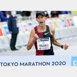 一度は代表の座を勝ち取ったが(東京マラソンで優勝した大迫)/(C)日刊ゲンダイ