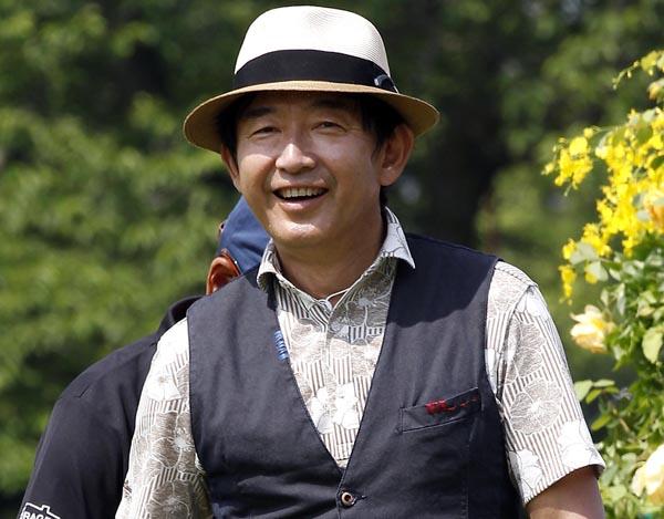 石田 純一 ゴルフ 北 関東