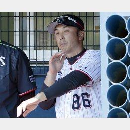 昨2019年までヤクルトのヘッドコーチを務めた宮本慎也氏(C)日刊ゲンダイ