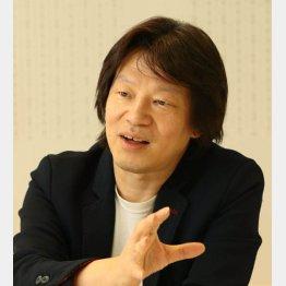 リンクアンドコミュニケーションの渡辺敏成社長(C)日刊ゲンダイ