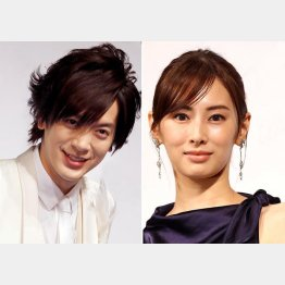 DAIGO(左)と北川景子夫妻(C)日刊ゲンダイ