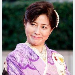 岡江久美子さんは4月23日に帰らぬ人に(C)日刊ゲンダイ