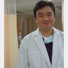 昭和大学横浜市北部病院循環器センター長の南淵明宏氏(写真)横田一