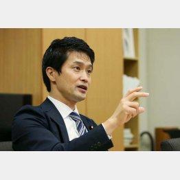 小川淳也衆議院議員(C)日刊ゲンダイ