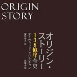 「オリジン・ストーリー 138億年全史」デイヴィッド・クリスチャン著 柴田裕之訳